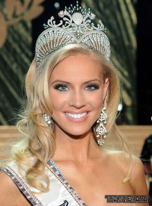 Rachel Smith, 26 - Miss USA 2007