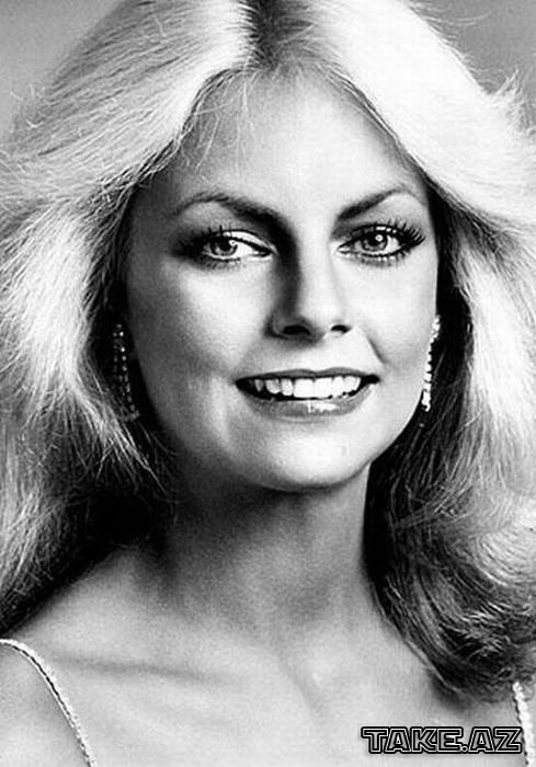 Barbara (Peterson) Burwell, 57 - Miss USA 1976